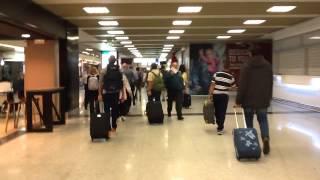 видео аэропорт Фьюмичино как добраться до Рима