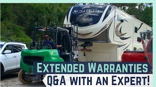 Considering an Extended RV Warranty? Q&A with the CEO of Wholesale Warranties!