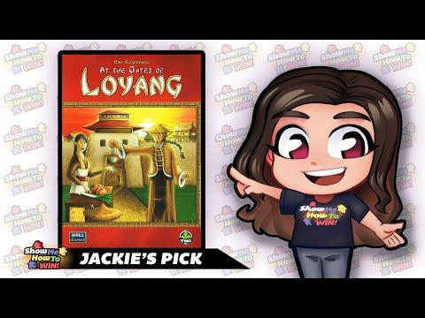 At the Gates of Loyang - Jackie's (Favorite) Picks
