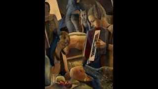 NU, эротика,эротика в живописи,художник Александр Шубин