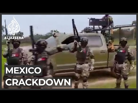 Al Jazeera English: Mexico boosts fight against organised crime