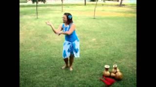 ALOHA KE AKUA HULA: Singing Bamboo (Genoa Keawe)