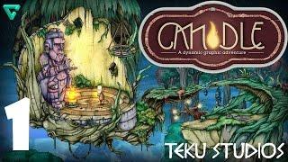 Candle - Español - Ep.1 - Teku, empieza tu viaje