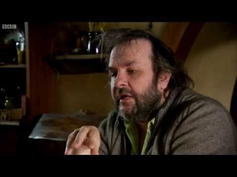 The Hobbit & The Lord of the Rings - Tokien's Writing - Stephen Fry's Planet Word - BBC