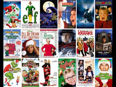 14 Christmas Movies You Need To Watch Right Now - YouTube
