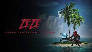 Kodak Black - ZEZE (ft. Travis Scott & Offset) (Hard Instrumental)