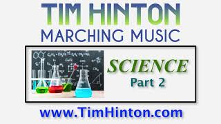 Science Pt 2 Marching Band Arrangement by Tim Hinton