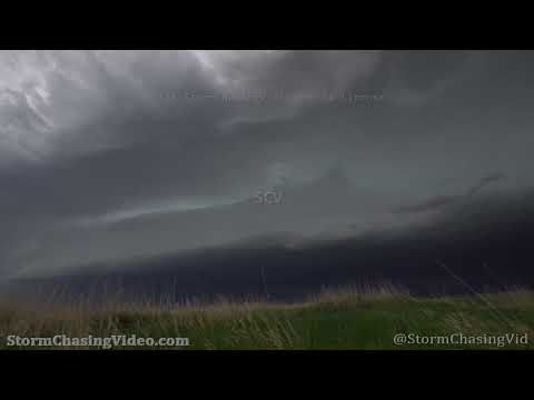 Vivid Supercell in