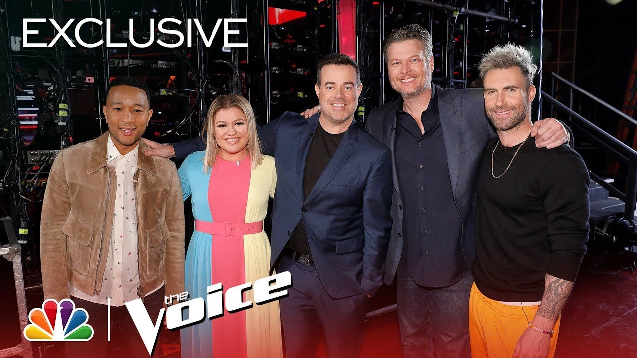 814f2d491718f Outtakes  Let s Do Battles! - The Voice 2019 (Digital Exclusive ...