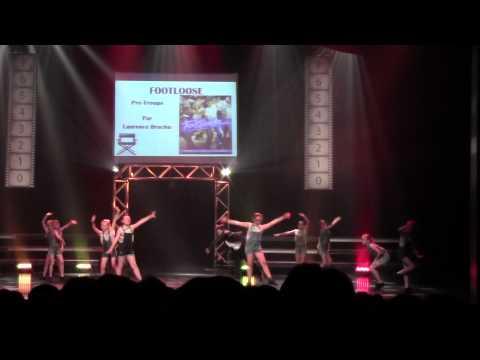 Spectacle de danse Guillaume Ross