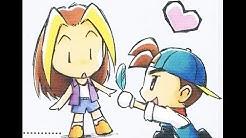 Harvest Moon Back to Nature-Dating Karen