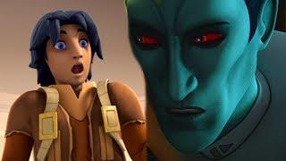 ШОКИРУЮЩАЯ СУДЬБА ЭЗРЫ И ТРАУНА! Star Wars: Rebels. Звёздные Войны: Повстанцы 4 сезон.
