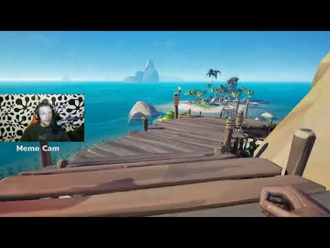 Sea of Thieves - Stream 2