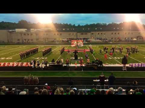 Point Pleasant High School Black Knight Marching Band 2019: Heroes