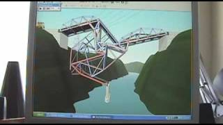 Crazy West Point Bridge Design How Too