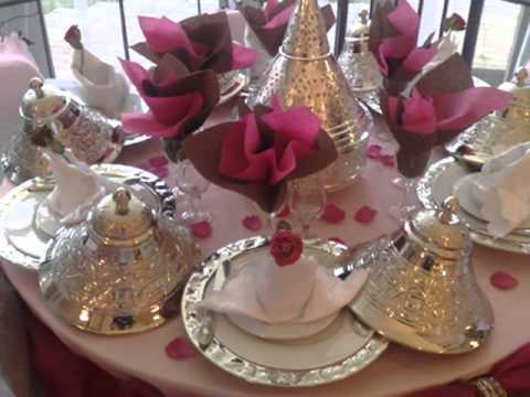 traiteur oriental - Traiteur Mariage Marocain