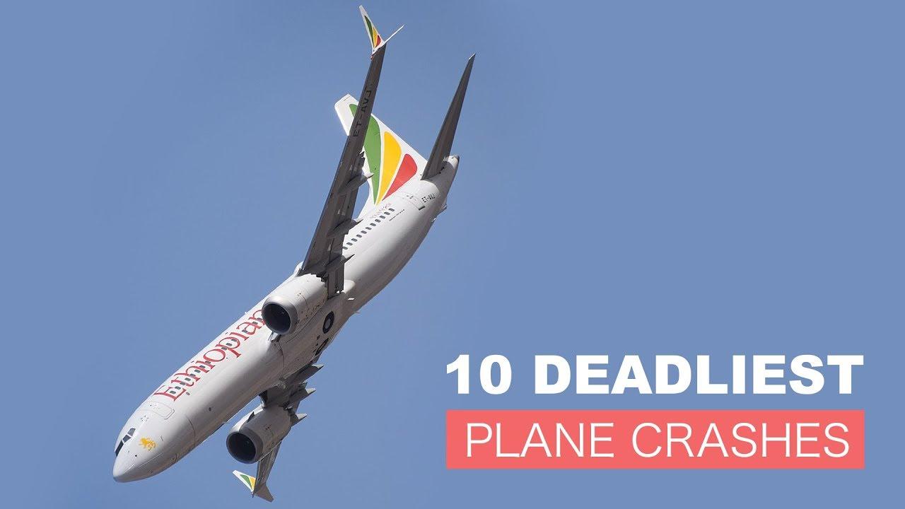 10 Recent Worst Plane Crashes - Explained
