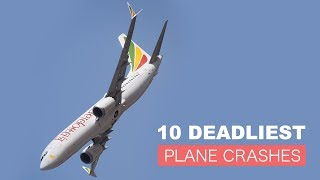 10 Recent Worst Plane Crashes