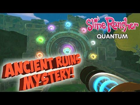 Slime Rancher Quantum Guide: How to find Ancient Ruins & Quantum Gate! (Quantum Slimes #1)