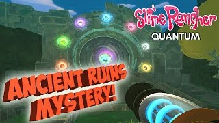 Slime Rancher Quantum Guide: How to find Ancient Ruins & Quantum Gate! (Quantum Slimes #1)