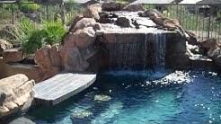 Custom Swimming Pool Design Glendale, AZ