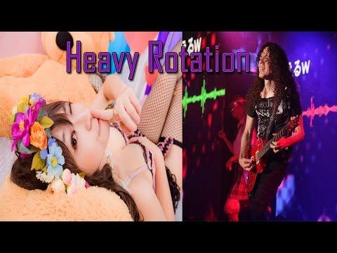 Heavy Rotation ft. Marty Friedman /【MV】ZKT48 ( ヘビーローテーション)