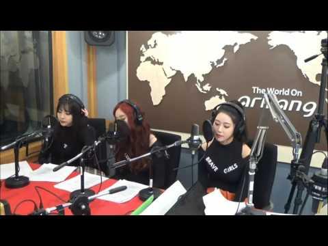 170327 Super Kpop K-Star & Live with Brave Girls