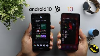 Gambar cover Stock Android 10 vs IOS 13 – Google vs Apple (Software Battle in 2019)