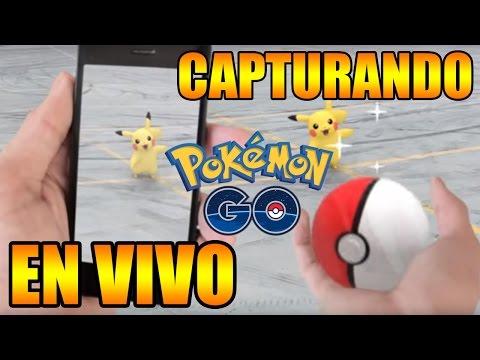Pokémon GO EN VIVO EN NEW YORK