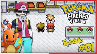 Pokémon Fire Red Let's Play #1: Jornada do Safadão, O Início da Treta!