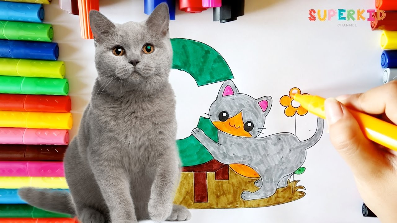 coloring pages animals alphabet youtube - photo#41