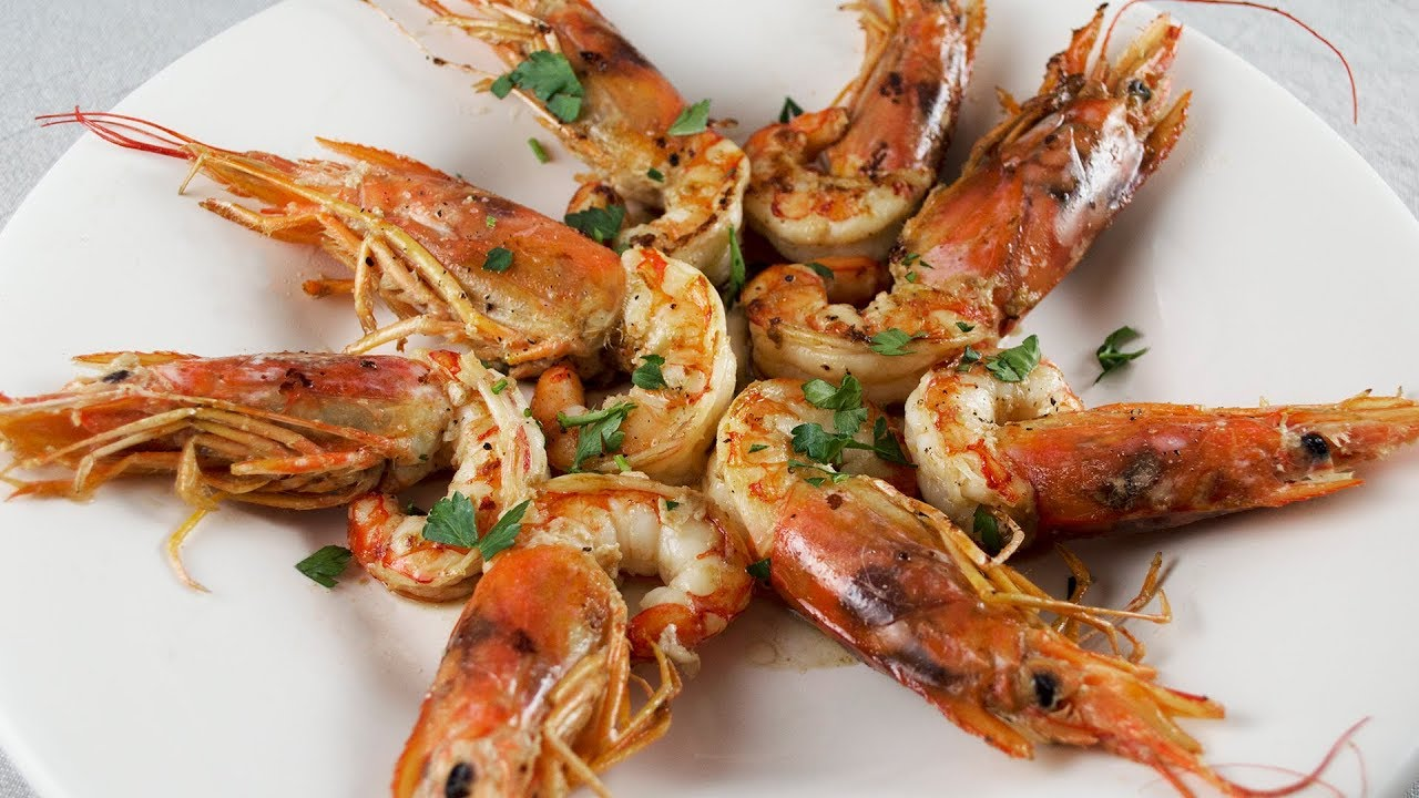 Argentine Red Shrimp Youtube