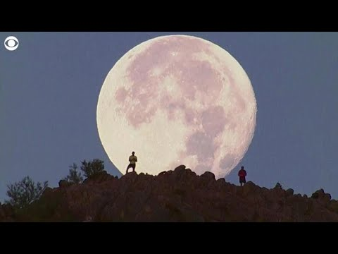 January 1 'supermoon' second in trilogy