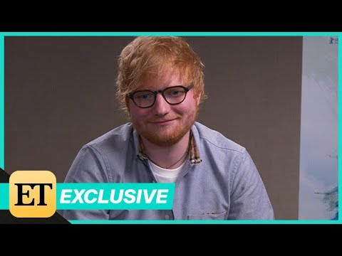Ed Sheeran Talks Secret Collaboration And Bromance With Bruno Mars! (Exclusive)