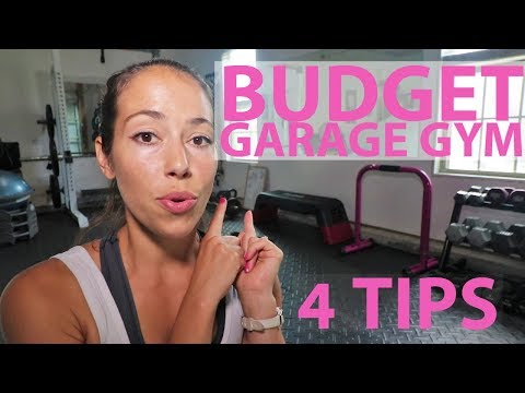 Garage Gym on a Budget – How to Build a Garage Gym