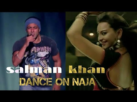 Salman khan dance on naja ( full song )|...