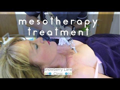 Mesotherapy Treatment Bristol  Snowberry Lane Clinic