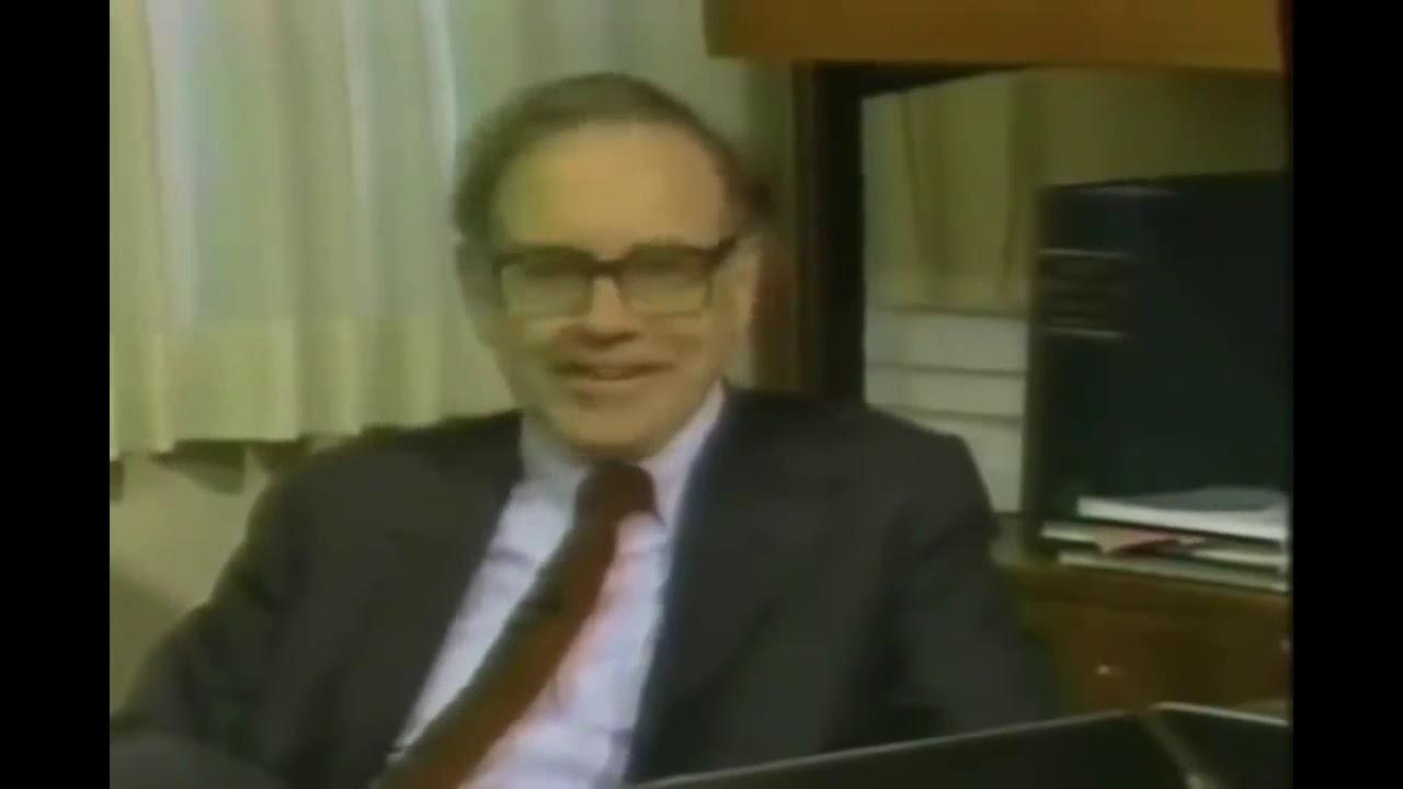 巴菲特的第一個訪問!股神數十年不變的投資金律
