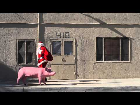 I saw Santa...and a pink pig - Part 3