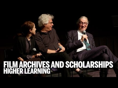 FILM ARCHIVES AND SCHOLARSHIP | Higher Learning