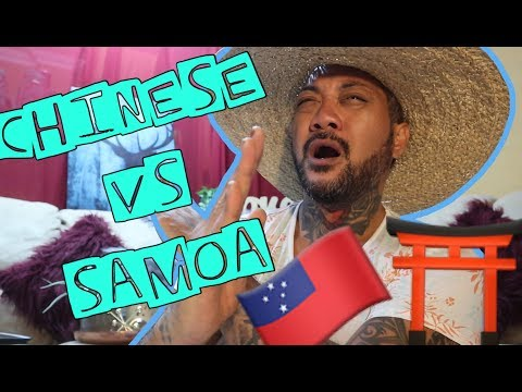 DRAGONS IN PARADISE, REACTING TO CHINESE IN SAMOA 🇼🇸 | THE TRUTH