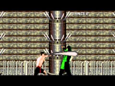 Unlocking Reptile Fight In Mortal Kombat 1