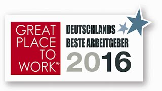 Daimler Financial Services is Germany's Best Employer in 2016