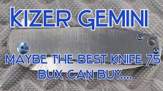 Фото Kizer Gemini Vanguard- EEDC Review