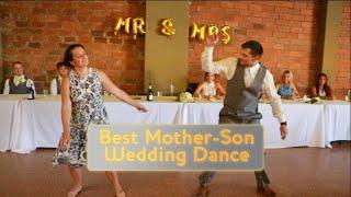 Best MotherSon Wedding Dance (Asher Family Dance Off)