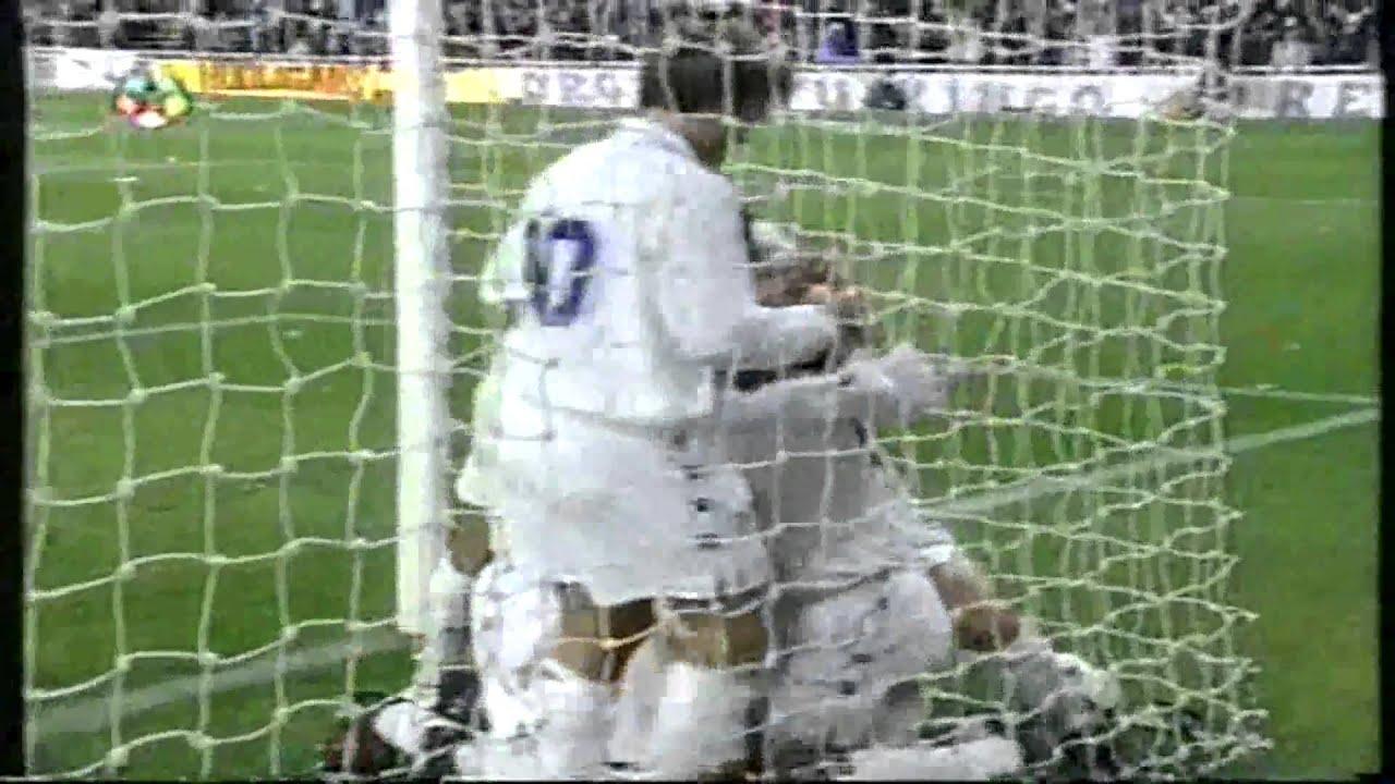 Download Real Madrid CF 5 - 0 FC Barcelona - Liga 1994/95 (Audio Telemadrid) [HD 1080p]