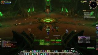WoW PTR 7.3 Heal Monk Antorus, the Burning Throne HC Argus Raid (First 3 Bosses Heroic)