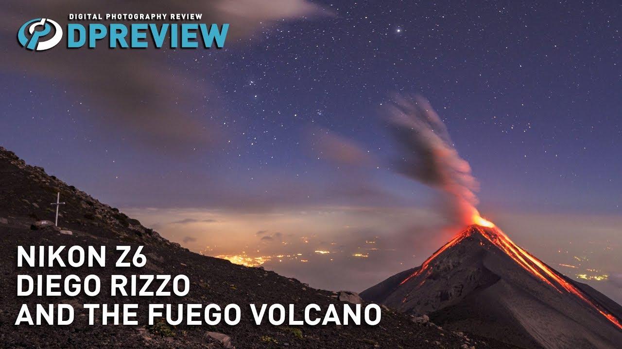 Capturing volcanoes in Guatemala with the Nikon Z6: Digital