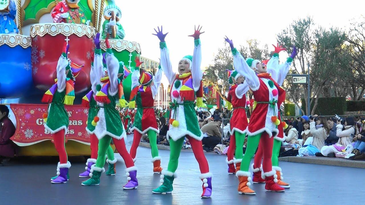 tdl ディズニー・クリスマス2015 ディズニー・クリスマス・ストーリーズ