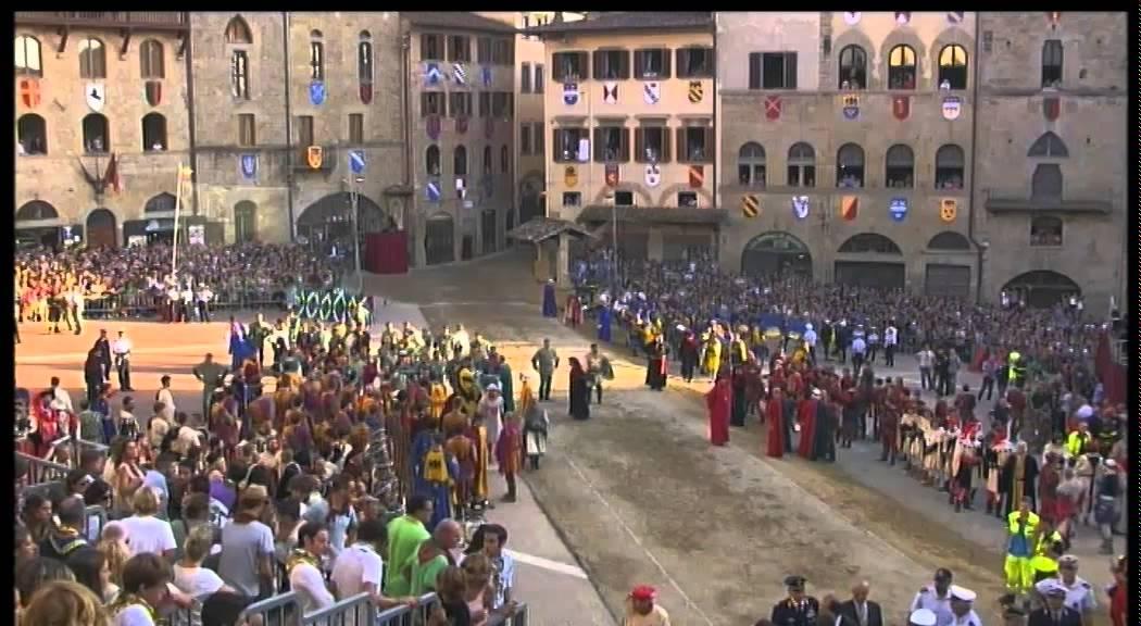 130a Giostra del Saracino 6 Settembe 2015